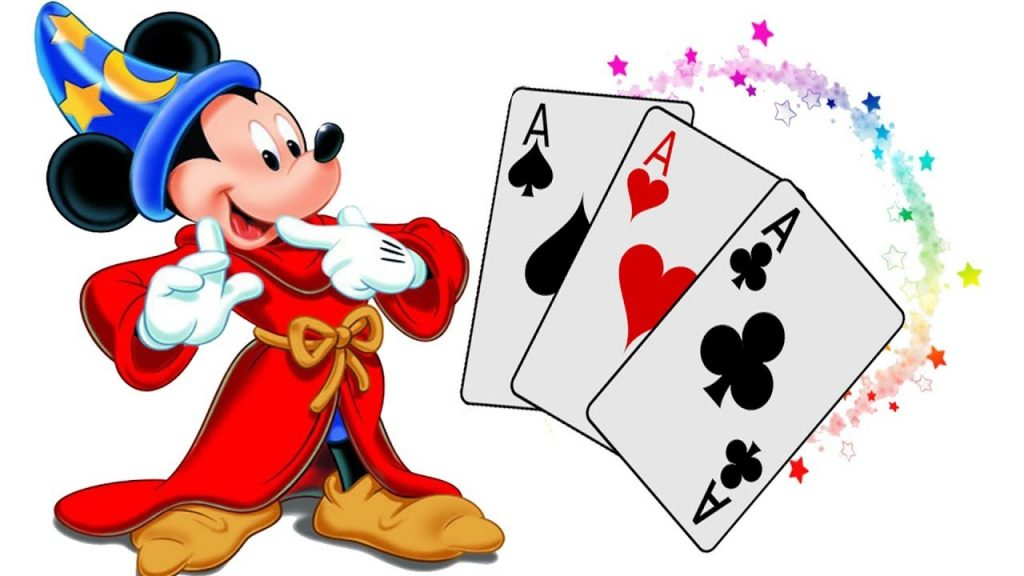 MICKEY MOUSE doing MAGIC for kids | Nursery Rhymes Color show