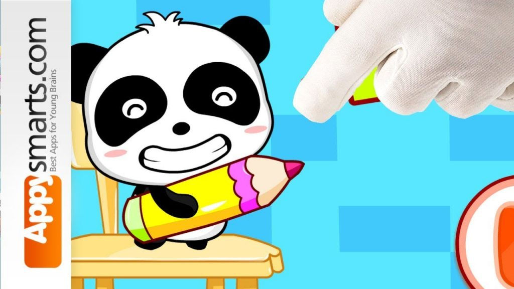 Baby Panda Magic Brush – game video for kids