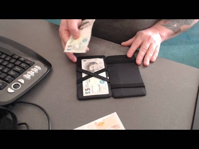 How To Use The Magic Wallet