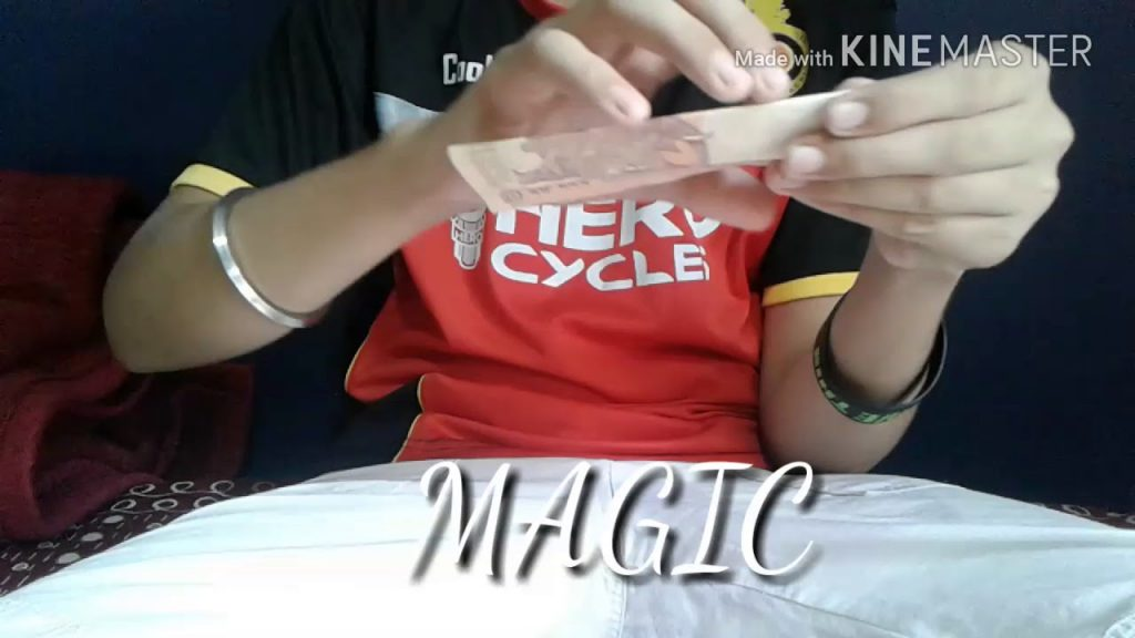 How to do magic with money………💲💲💵