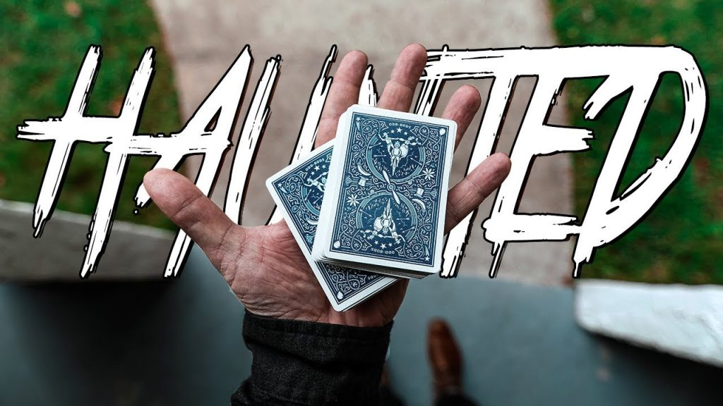 The HAUNTED deck! – Impromptu card magic tutorial