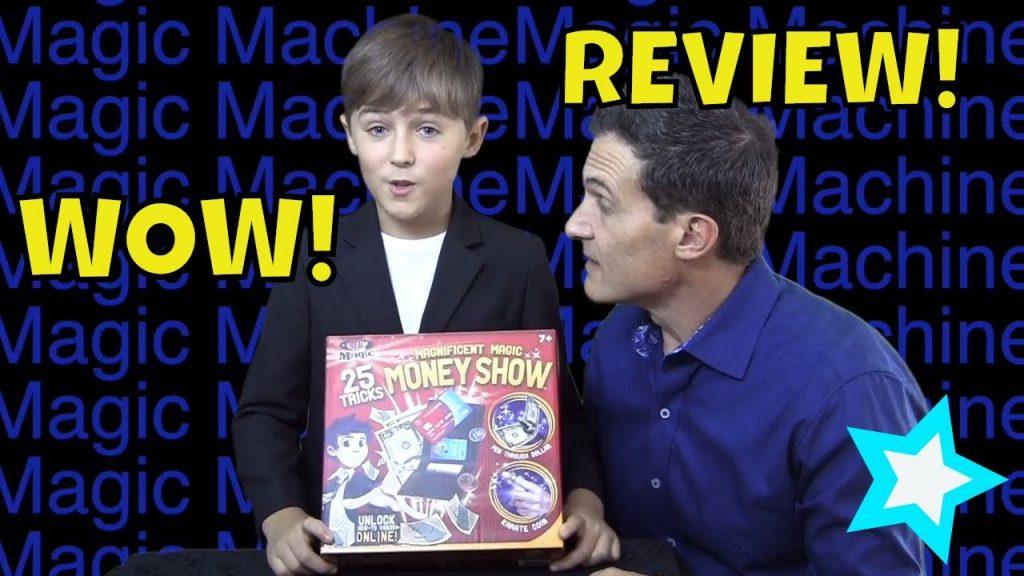Magnificent Magic Money Show Magic Kit Review