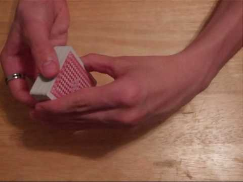 Blank deck to printed deck magic trick Revealed!!!