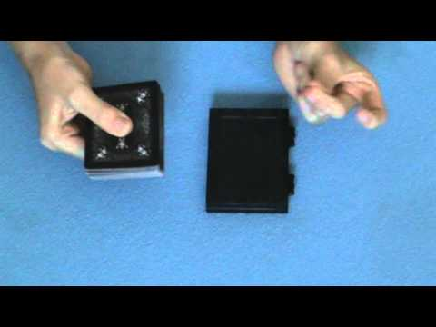 Card Trick – Magic Box