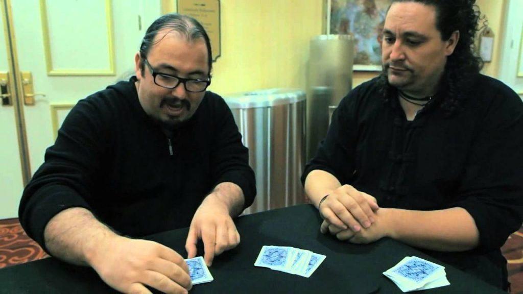 Dani da Ortiz Oil and Water Card Magic