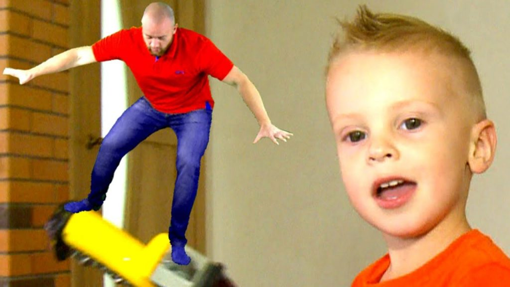 Bad Kid Magic Transform The Daddy Finger Family Song Nursery Rhyme Playground for kids