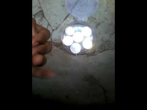 Magic of  coins