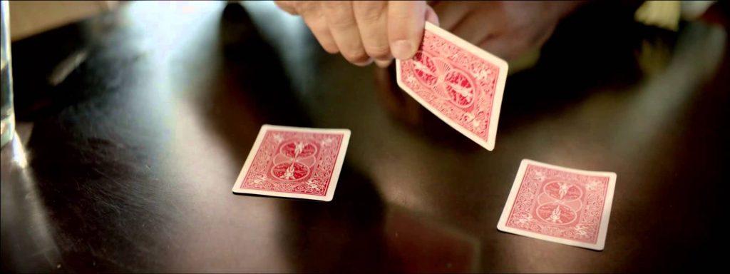 Chase The Ace! Card Magic – Magicland.se