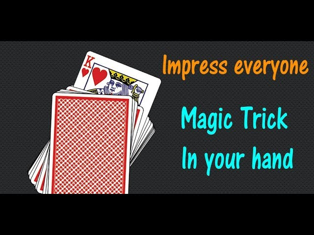 MAGIC WITH CARDS no-1