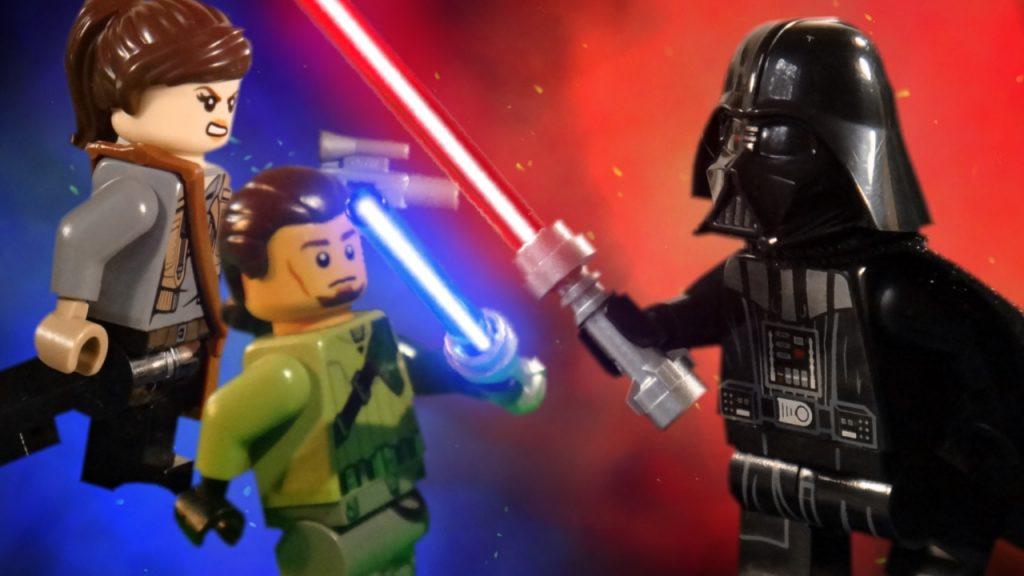 LEGO STAR WARS – MEGA AWESOME COMPILATION