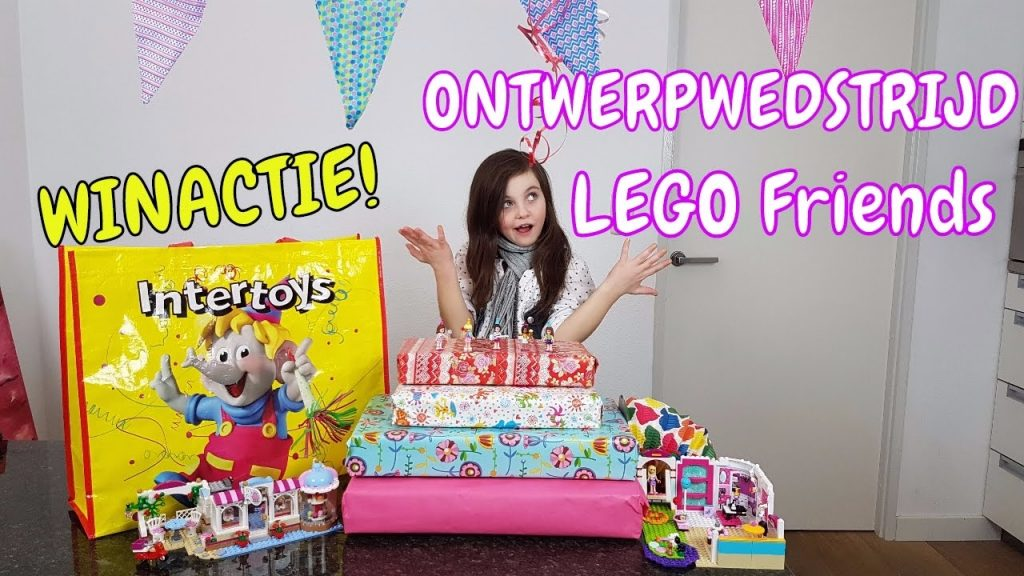 WINACTIE / Ontwerpwedstrijd Lego Friends & Intertoys – Bibi