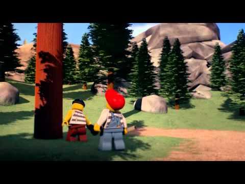 Мультфильм LEGO City ʺДенежное Деревоʺ