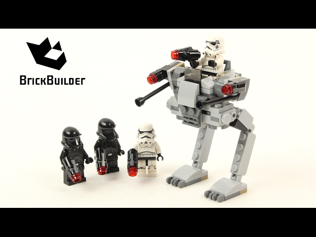 LEGO STAR WARS Rogue One Darth Vader Scene