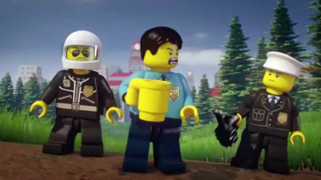 Игры Лего – Лего Сити – денежное дерево (Lego City)