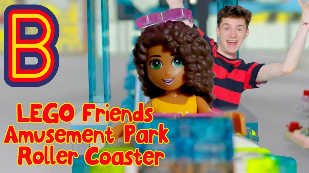 LEGO Friends Amusement Park | Toy Explorer