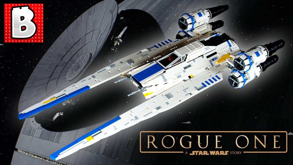 LEGO Star Wars Rogue One UCS U-Wing!!! | Top 10 MOCs | Weekly MOCs News