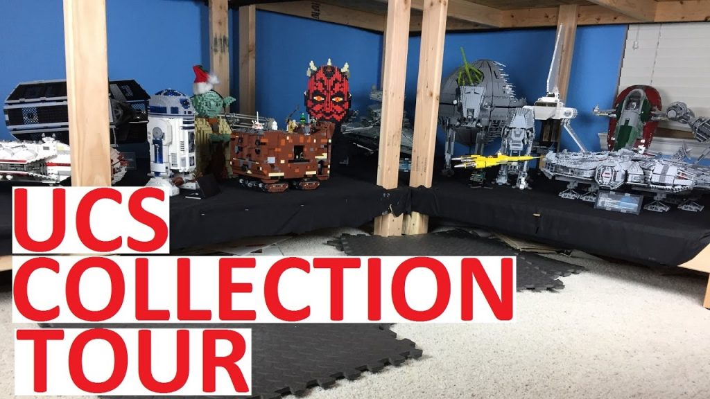 Giant Lego Star Wars UCS Collection Tour #1 – November 2016