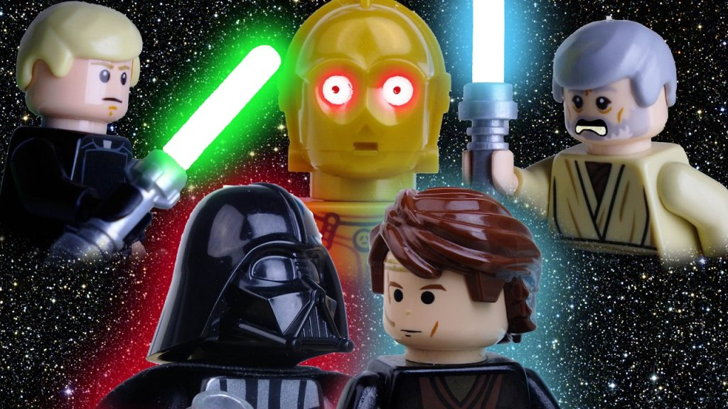Lego Star Wars Stop Motions SE. 2 Ep. 14: The Rematch