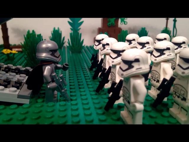 Lego Star Wars – First Order vs Resistance – Battle of Endor