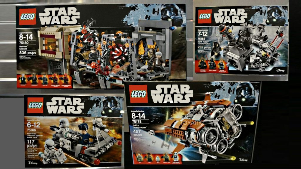 LEGO Star Wars 2017 Summer sets pictures – My Thoughts!