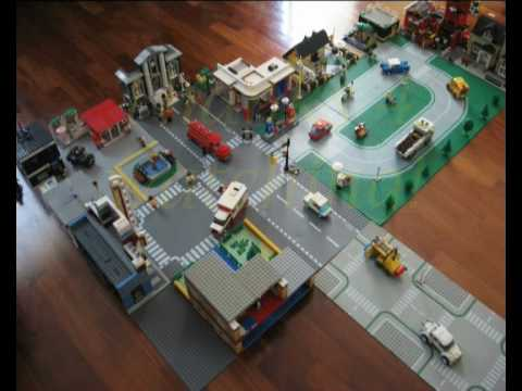 Welcome to Lego City