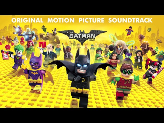 OFFICIAL: Friends Are Family – Oh, Hush! feat. Will Arnett and Jeff Lewis (Lego Batman Soundtrack)