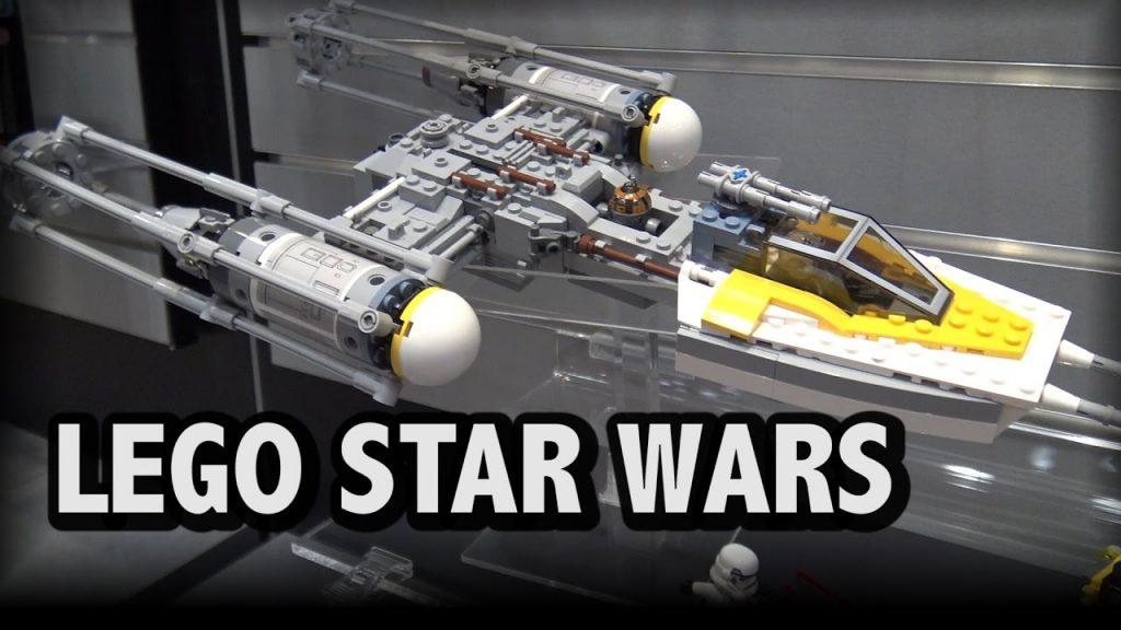 LEGO Star Wars Y-Wing Starfighter Set 75172 | New York Toy Fair