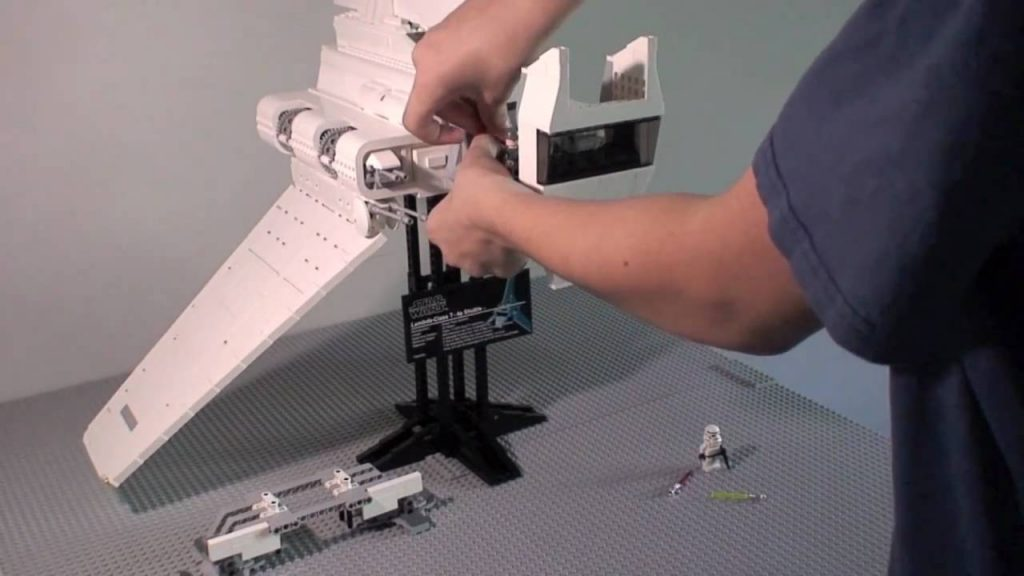 LEGO Star Wars Imperial Shuttle 10212 Review