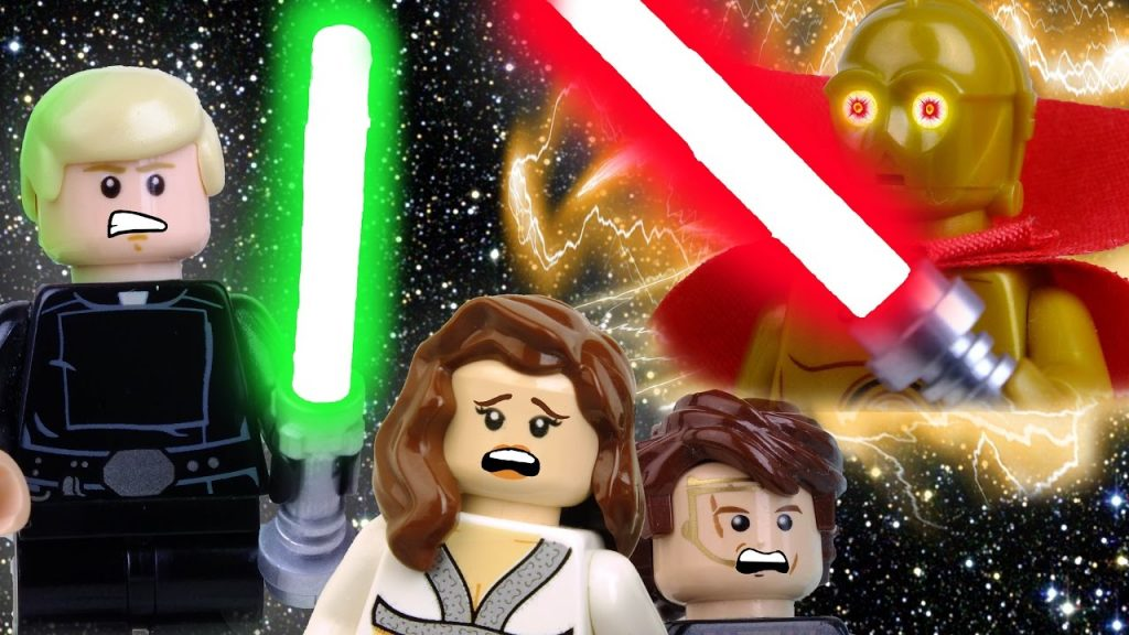 Lego Star Wars Stop Motions SE. 2 Ep. 15: Kidnapped