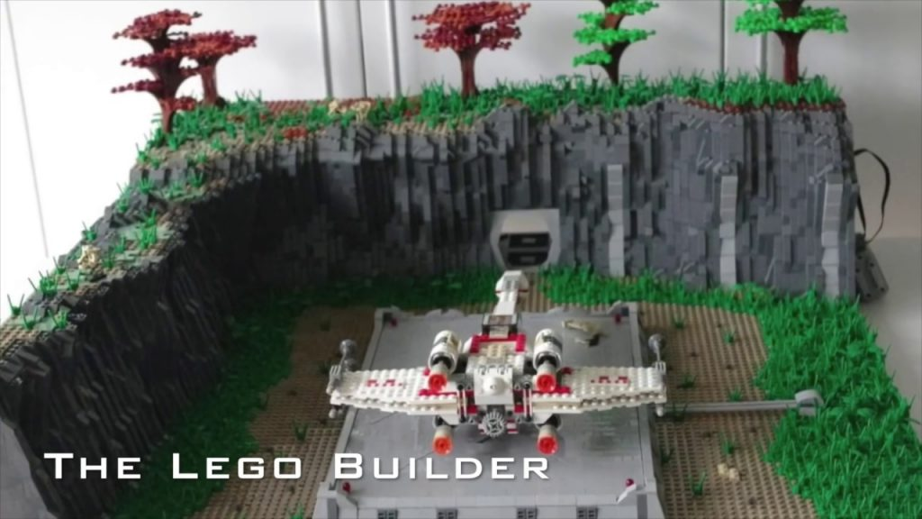 LEGO Star Wars MOC Contest 2016 RESULTS
