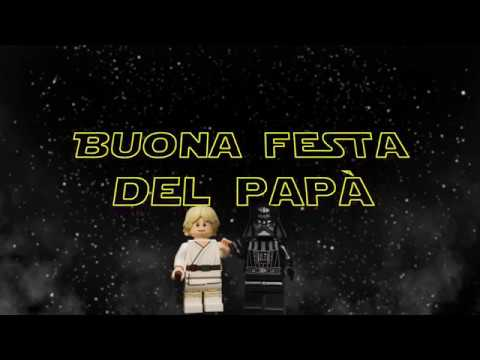 Lego Star Wars – I am your Father's Day
