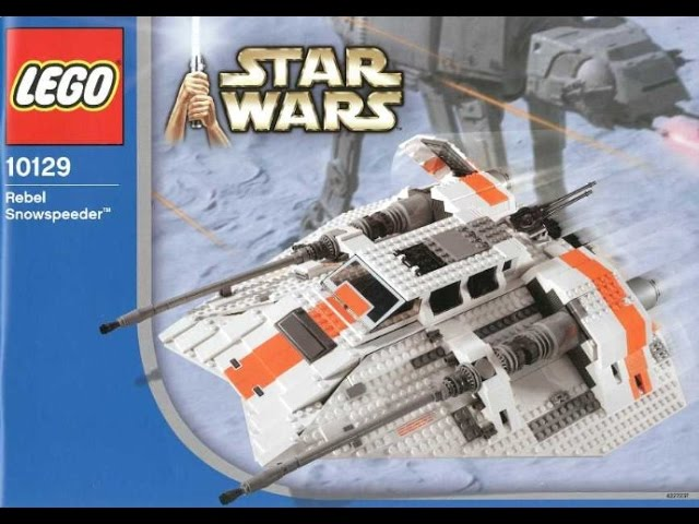 All Lego Star Wars sets from 2003