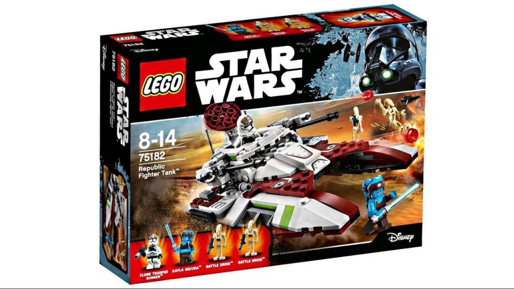 LEGO Star Wars 2017 Summer sets pictures!