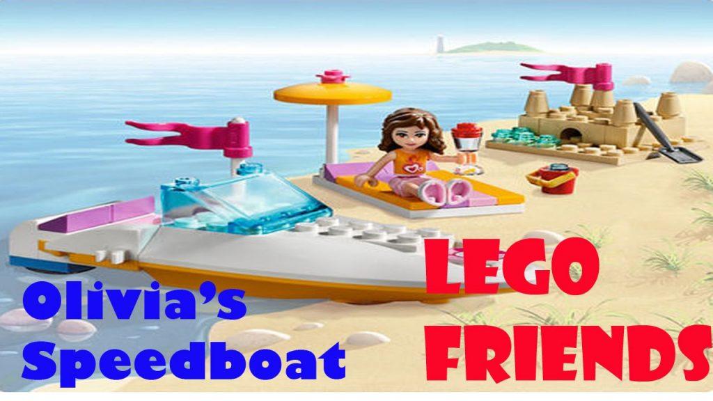 MAINAN ANAK PEREMPUAN | Mainan Lego Toys ♥ Lego Friends Toys Olivia | Kids Toys For Girls