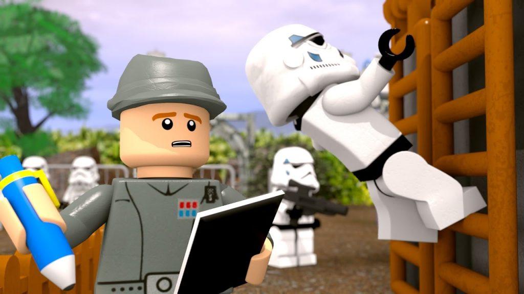 LEGO STAR WARS – TRAINING
