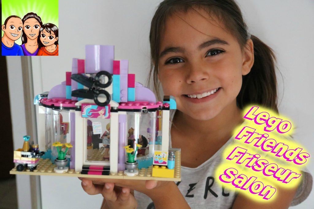 Lego Friends 41093 – Heartlake Friseursalon – Dojo´s Spielzeugwelt