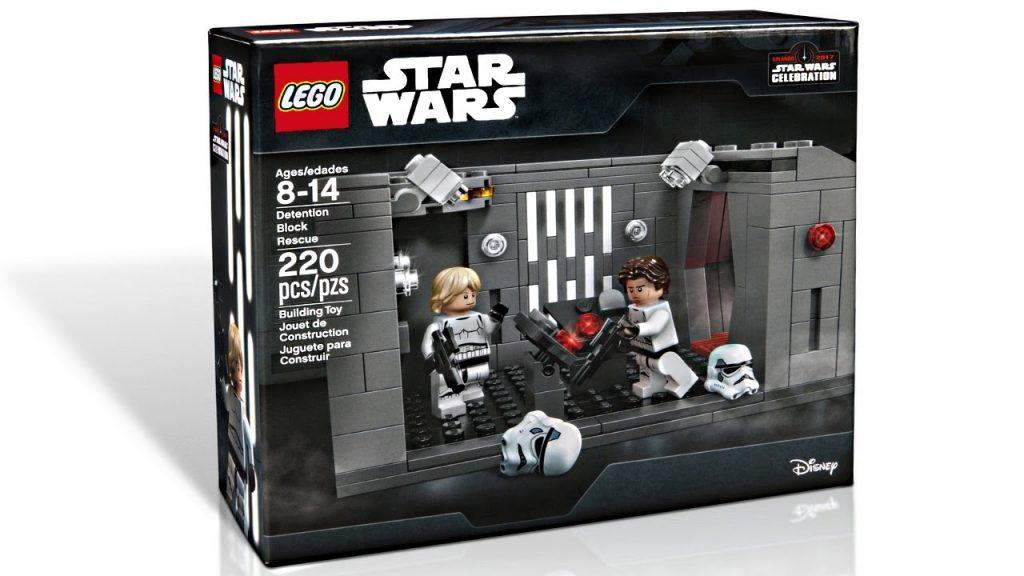 LEGO Star Wars Celebration 2017 set pictures!