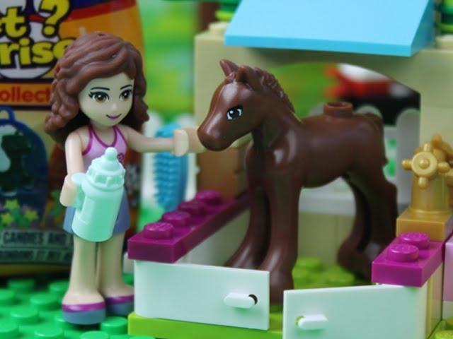 LEGO Friends Май литл Пони Моя маленькая Пони  Kikityki!