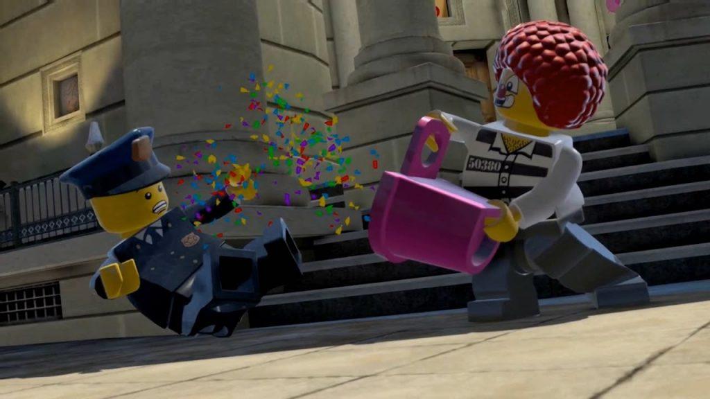 LOS PAYASOS RETRASADOS – LEGO CITY UNDERCOVER #2 Gameplay Español