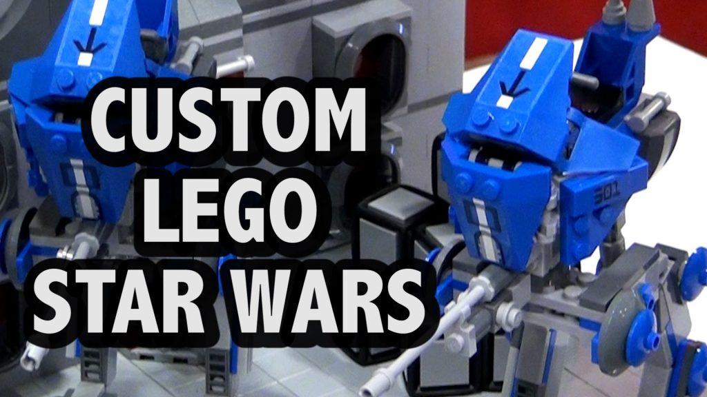 LEGO Star Wars ATRT Factory | BrickFair Virginia 2016