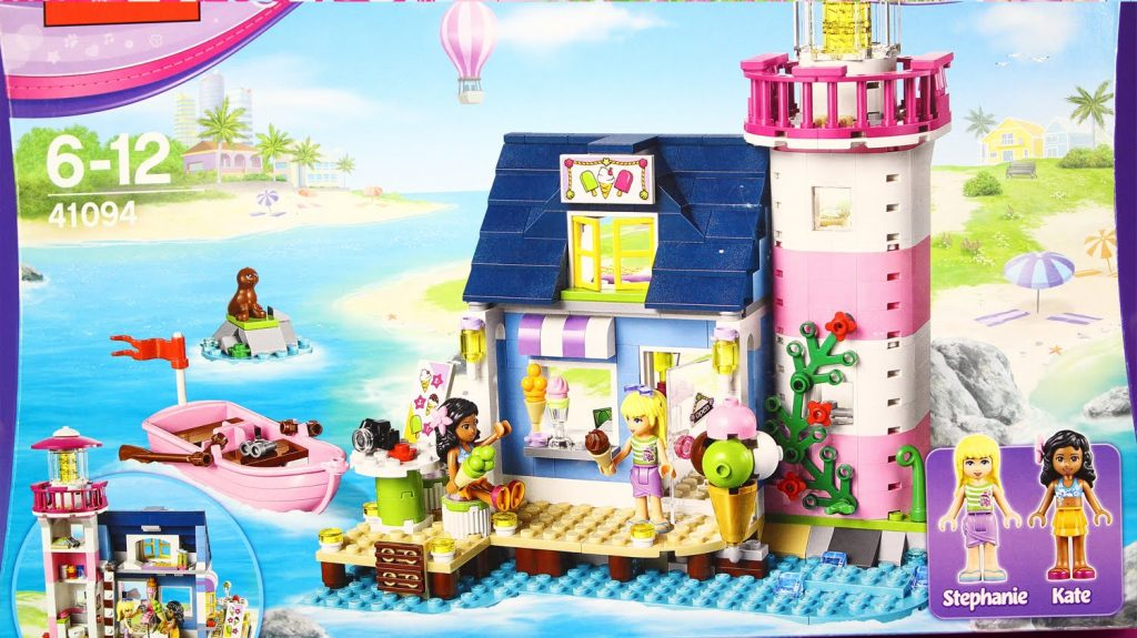 Heartlake Lighthouse / Latarnia Morska – Lego Friends – 41094 – MegaDyskont.pl