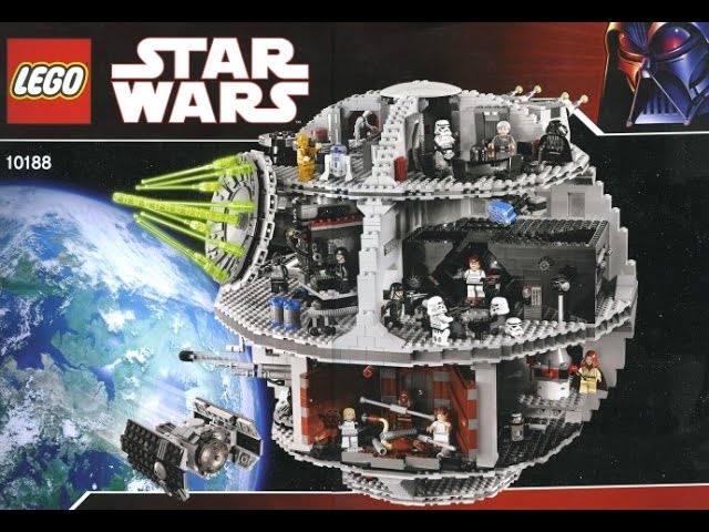 All Lego Star Wars sets from 2008