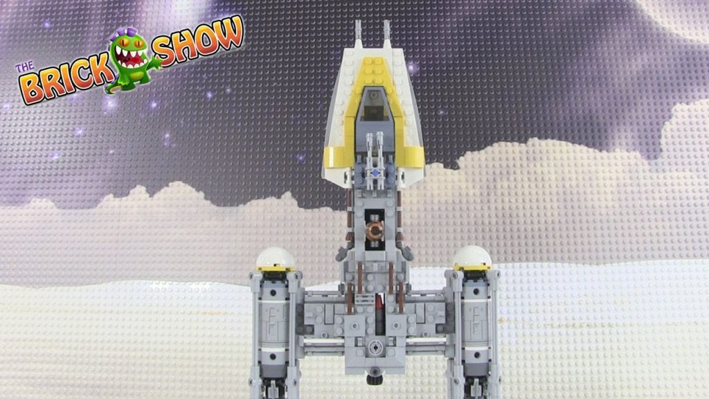 LEGO Star Wars Y-Wing Starfighter REVIEW Set 75172
