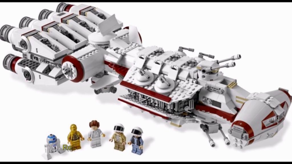 All Lego Star Wars sets from 2009