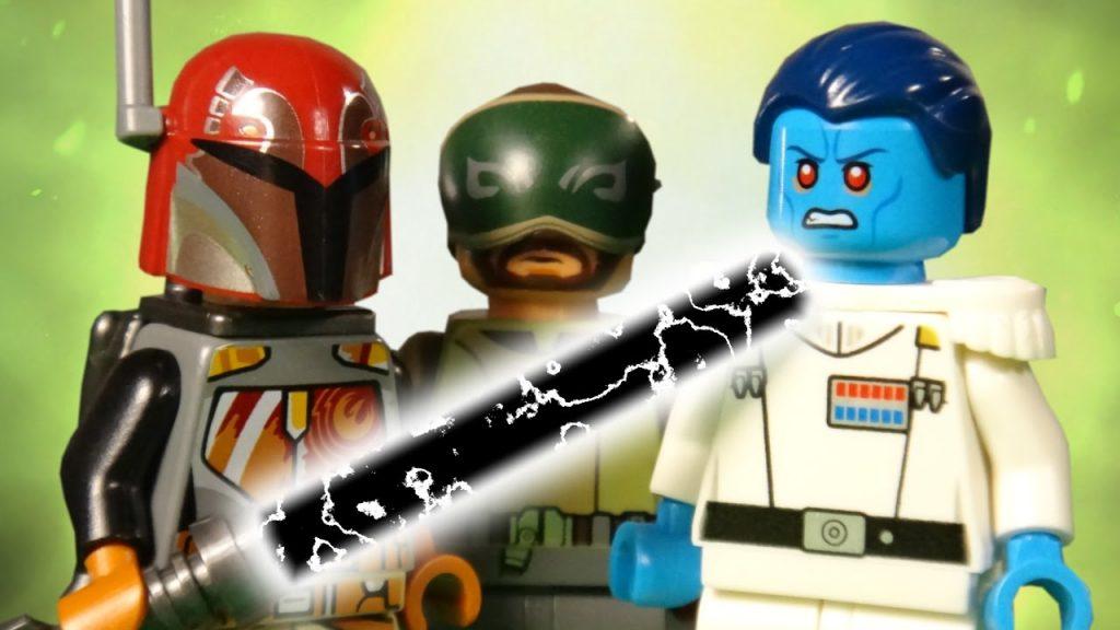 LEGO STAR WARS REBELS – THRAWN