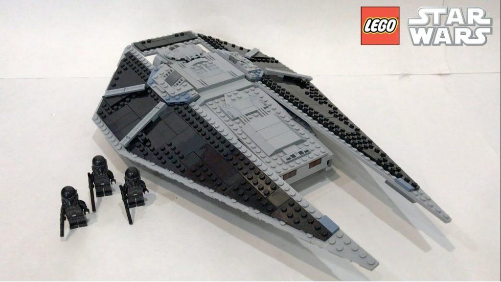 Lego Star Wars TIE Reaper MOC