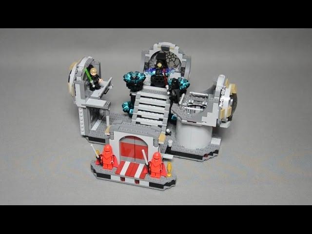 Recenzja LEGO Star Wars – Zestaw 75093 – Death Star Final Duel – Ostateczny Pojedynek