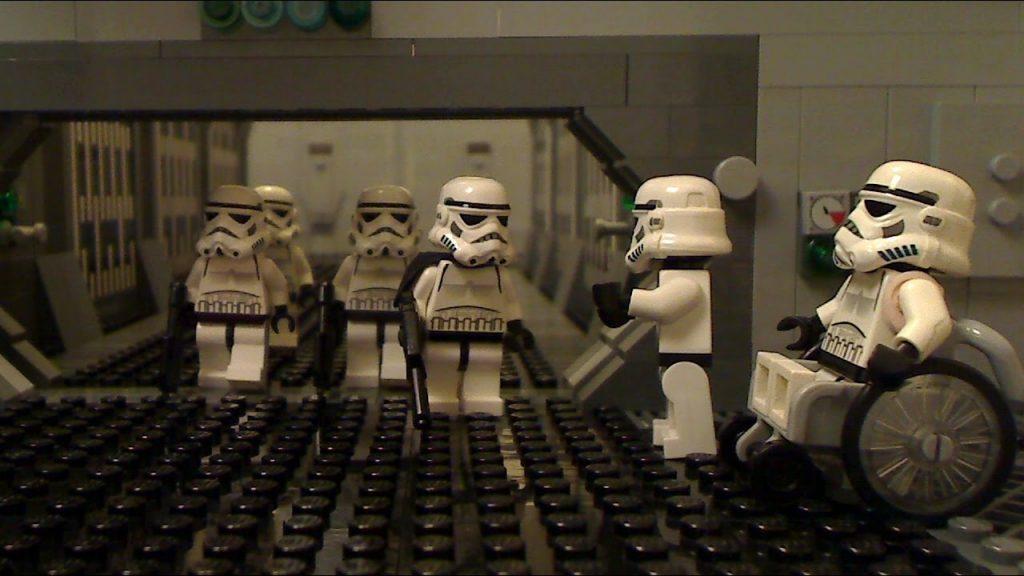 Lego Star Wars – Death Star Tales 5