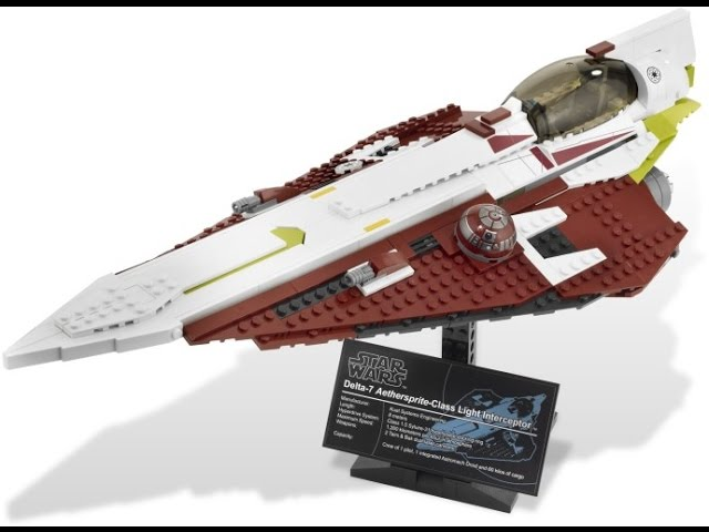 All Lego Star Wars sets from 2010