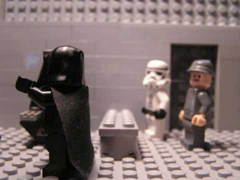 LEGO Star Wars – Darth Vader's New Mask